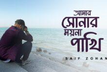 Amar Sonar Moyna Pakhi Lyrics